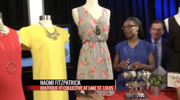 Naomi Fitzpatrick, Boutique IT