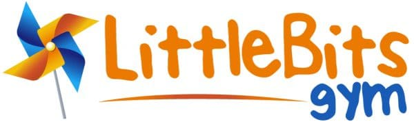 Little Bits Gym Logo