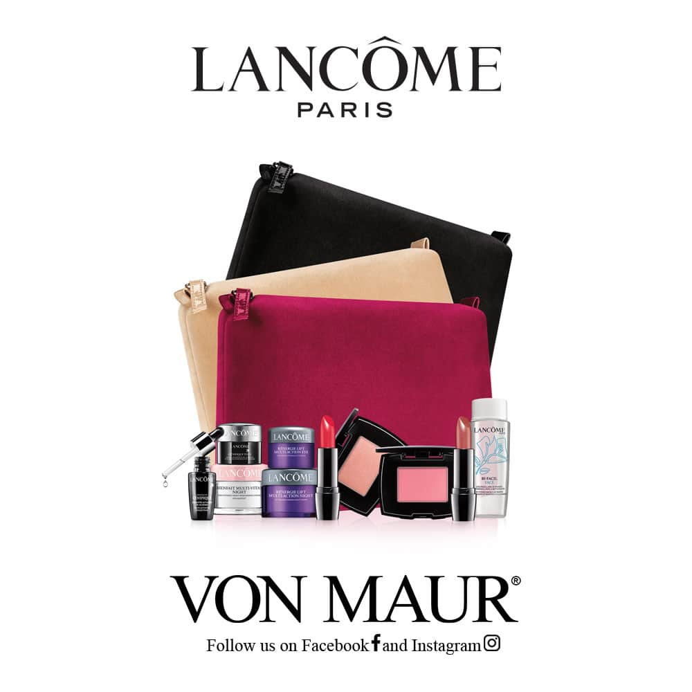 Lancôme Holiday Gift With Purchase