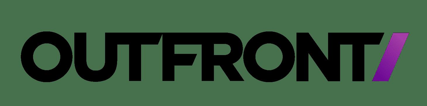 Outfront Media logo.