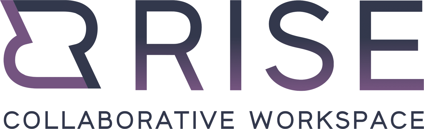 RISE Collaborative Workspace logo.